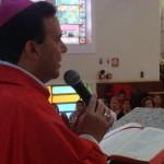 Bispo no Santuário